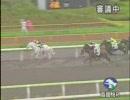[競馬] 白毛馬ホワイトベッセル2勝目 - 3歳上500万下
