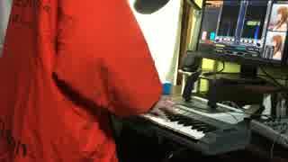 beatmaniaIIDX INFINITAS DPをキーボード