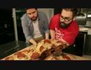 約45kgのピザ