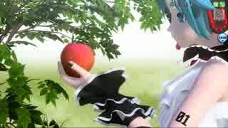 【DIVA FT】アウトオブエデン PV【ブレス・ユー×雪KAITO】