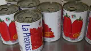 ひとりトマト缶祭りしてみた。【14種】
