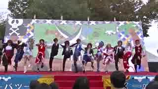[2015秋]踊ってみたin大阪府大「ヲターソングとGODステップ」4/4 [GOD団] thumbnail
