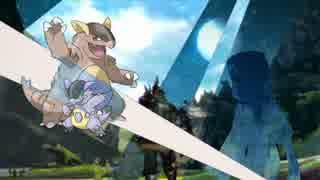 【ポケモンORAS】ガルーラが全てを粉砕するMegaEvolutionCup【VSカスミ】
