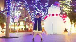 【ちゅい】好き!雪!本気マジックを踊ってみた!【誕生日】