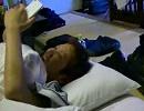 ホテルにて。実況者4人のホームビデオ