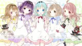 【ごちうさ2期OP】ノーポイッ! 歌ってみた✿ Nico Rabbit's
