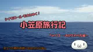 【ゆっくり】小笠原旅行記 Part13 ~おがさわら丸編~ 小笠原海域その1