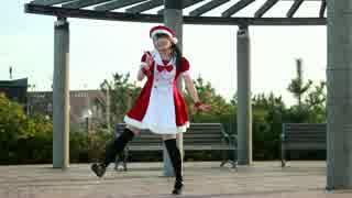 【月浪】『君色に染まる』踊ってみた【サンタですぞ】