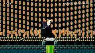 【マリオメーカー】紹介スレのコースをプレイ 14