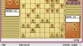 気になる棋譜を見ようその641(藤井九