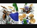 【MMD】製作中っぽかったもの【ドラム】
