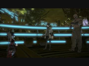 【FF14】AWテトラビブロス完成!最終クエスト動画【学者AW】