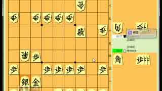 将棋倶楽部24高段の実況動画 part1 【相