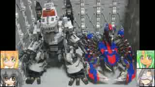 HMMデススティンガー R2-D2&BB-8 FA輝鎚乙S ゆっくりプラモ動画
