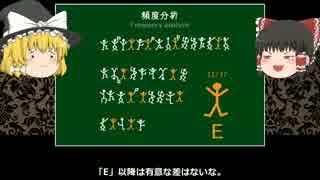 【ゆっくり文庫】コナン・ドイル「踊る人