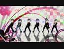 【MMDおそ松さん】六つ子ちゃんHeartBeats