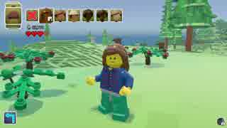 【訛り実況】 LEGO® WORLDS