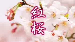 【巡音ルカ】紅桜【オリジナル曲】