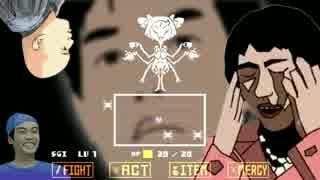 【Undertale】Sparnder dance