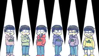 【手描き】そっくり6つ子展覧会