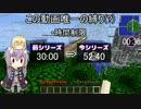 【Minecraft】ゆかりんの1時間圧縮満喫日