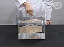 科学実験!レンガを水中で持ってみよう!【科学でワオ!365】
