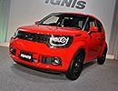スズキ、小型SUV「イグニス」発表=全車にマイルドハイブ...