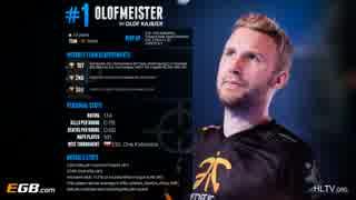 2015 世界最強FPSプレイヤー20人によるフ
