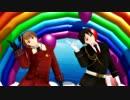 【APヘタリアMMD】Love Shake【勃+尼】