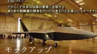 中国「空自はF-35を購入するのにATD-X『心神』をなぜ研究開発するアルか?