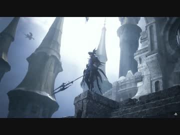 【FF14】グレンラガン風アイキャッチ第二弾【最終幻想エオルゼア】  GURREN LAGANN, EORZEA, FFXIV