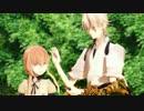 【MMD刀剣乱舞】鶴丸さんがみんなに夏を届ける話 ③ 完【ぐだぐだ寸劇】