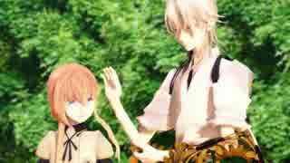【MMD刀剣乱舞】鶴丸さんがみんなに夏を届ける話 ③ 完【ぐだぐだ寸劇】 thumbnail