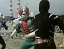 仮面ライダーV3 第7話「ライダーV3 怒りの特訓」