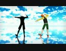 【MMD喰種】spring shower踊ってもらった