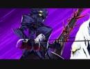 【FateGO】強敵との戦い 暗黒騎士対低レア鯖編【令呪使用】
