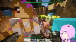 【Minecraft】自由に生活ゆかりクラフト p
