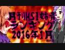 月刊HSI姉貴ランキング 2016年1月号(最終回)
