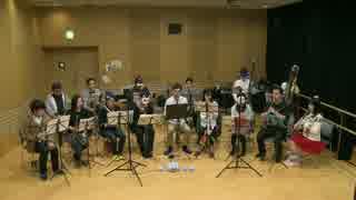「ドラクエ序曲」をクラリネットクワイヤーで演奏してみた
