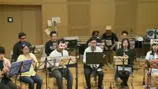 「恋とメリーゴーランド」をクラリネットクワイヤーで演奏してみた