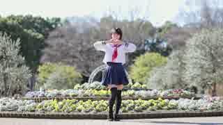 【まいむ&十味誕】ラブチーノ 踊ってみた【vs強風】
