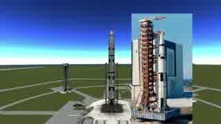 迫真宇宙開発部・アポロ計画の裏技 part1