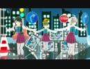 【MMD艦これ】長波、高波、朝霜で「レアドロ☆KOI☆恋!」