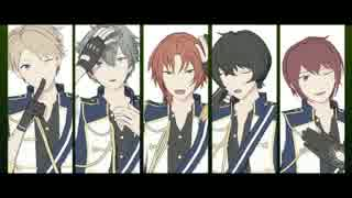 【MMDあんスタ】リメイクメドレー【Knights】