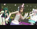 【第16回MMD杯本選】kokone,ずん子,RanaでGravity=Reality【kokone誕生祭2016】