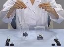 科学実験!ティッシュペーパーを強くする方法を調べよう!【科学でワオ!365】