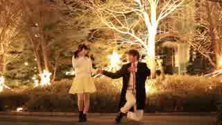 【⌒桃×あもたん。】 白い雪のプリンセスは 【踊ってみた】 thumbnail