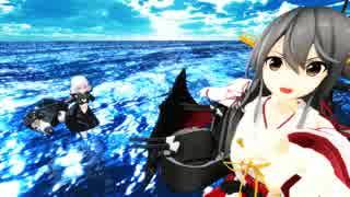 【MMD艦これ】終戦組達で蒼穹のファフナー