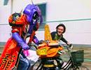 激走戦隊カーレンジャー 第10話「大逆転!! 自転車教習」
