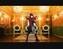 【ヒカル♂】 つけまつける 踊ってみた 【ここは城の中】